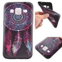 Hardy gelový obal na mobil Samsung Galaxy Core Prime - lapač snů