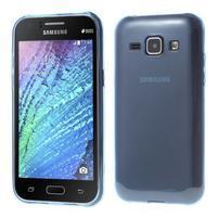 Ultra tenký obal pro Samsung Galaxy J1 - tmavě modrý