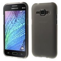 Šedý matný kryt na Samsung Galaxy J1