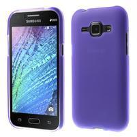Fialový matný kryt na Samsung Galaxy J1