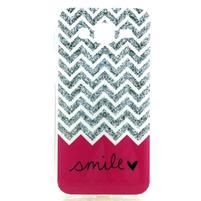Imda gelový obal na mobil Samsung Galaxy J5 - smile