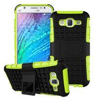 Outdoor kryt na mobil Samsung Galaxy J5 - zelený