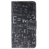 Style peněženkové pouzdro na Samsung Galaxy J5 (2016) - vzorečky