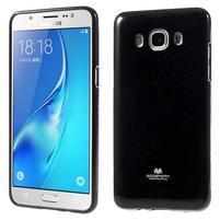 Newsets gelový obal na Samsung Galaxy J5 (2016) - černý