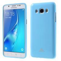Newsets gelový obal na Samsung Galaxy J5 (2016) - světlemodrý