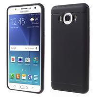 Hybridní obal 2v1 na mobil Samsung Galaxy J5 (2016) - černý