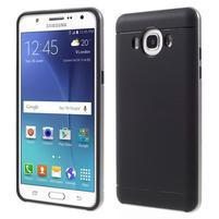 Hybridní obal 2v1 na mobil Samsung Galaxy J5 (2016) - šedý