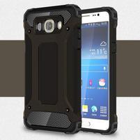 Armor 2v1 odolný obal na Samsung Galaxy J5 (2016) - černý
