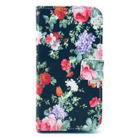 Pictu pouzdro na mobil Samsung Galaxy S3 - květiny