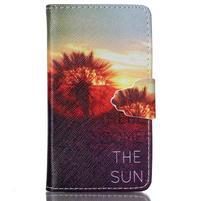 Emotive pouzdro na mobil Samsung Galaxy S3 mini - východ slunce