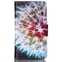 Emotive pouzdro na mobil Samsung Galaxy S3 mini - barevná pampeliška