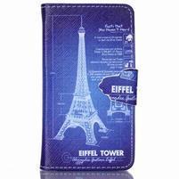Emotive pouzdro na mobil Samsung Galaxy S3 mini - Eiffelova věž