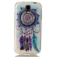 Softy gelový obal na mobil Samsung Galaxy S4 - lapač snů