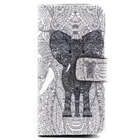 Pouzdro na mobil Samsung Galaxy S4 mini - slon