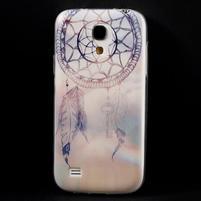 Gelový obal na mobil Samsung Galaxy S4 mini - lapač snů