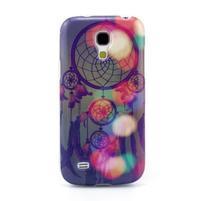 Stylish gelový obal na mobil Samsung Galaxy S4 mini - lapač snů