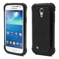 Extreme odolný kryt na mobil Samsung Galaxy S4 mini - černý