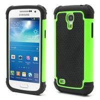 Extreme odolný kryt na mobil Samsung Galaxy S4 mini - zelený
