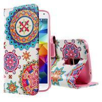 Ochranné pouzdro na mobil Samsung Galaxy S5 - mandala
