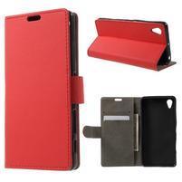 Pouzdro na mobil Sony Xperia X Performance - červené