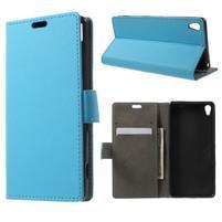 Cardy pouzdro na mobil Sony Xperia XA - modré