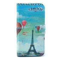 Pouzdro na mobil Sony Xperia Z1 Compact - Eiffelova věž