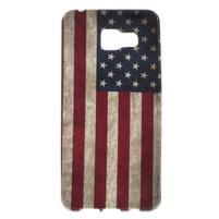 Gelový obal pro Samsung Galaxy A3 (2016) - US vlajka