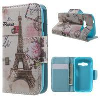 Motive pouzdro na mobil Samsung Galaxy Trend 2 Lite - Paris