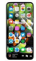 Matt ochranná fólie na iPhone XS a iPhone X