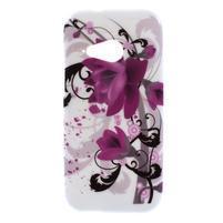 Gelový kryt na HTC One mini 2 - lotusový květ