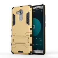 Armor odolný kryt na mobil Huawei Mate 8 - zlatý