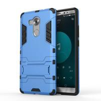 Armor odolný kryt na mobil Huawei Mate 8 - světlemodrý