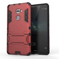 Armour odolný kryt na mobil Huawei Mate S - červený