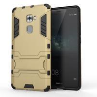 Armour odolný kryt na mobil Huawei Mate S - zlatý
