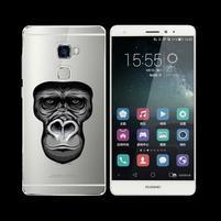 Ultratenký obal na Huawei Mate S - opice