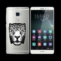 Ultratenký obal na Huawei Mate S - leopard