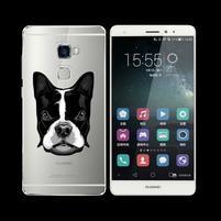 Ultratenký obal na Huawei Mate S - pes