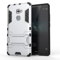 Armour odolný kryt na mobil Huawei Mate S - stříbrný
