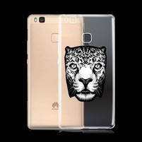 Animal gelový obal na telefon Huawei P9 Lite - leopard