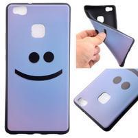 Gelový obal na telefon Huawei P9 Lite - smile