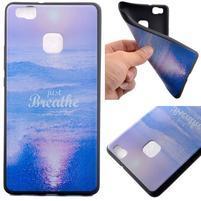 Gelový obal na telefon Huawei P9 Lite - moře