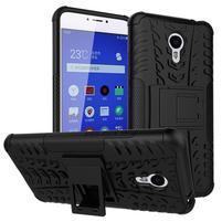 Outdoor odolný kryt na mobil Meizu M3 note - černý