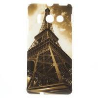 Gelový obal pro mobil Huawei Ascend Y300 - Eiffelka