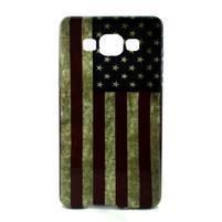 Gelový kryt Samsung Galaxy A5 - vlajka USA