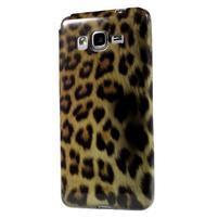 Gelový obal Samsung Galaxy Grand Prime G530H - leopard