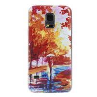 Ultratenký obal na mobil Samsung Galaxy S5 mini - zátiší