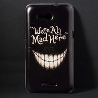 Gelový obal na Sony Xperia E4g - úsměv