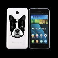 Animal gelový obal na Huawei Y635 - pes