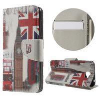 Emotive peněženkové pouzdro na Huawei Y5 II - United Kingdom