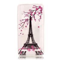 Emotive gelový obal na mobil Lenovo A6010 a A6000 - Eiffelova věž